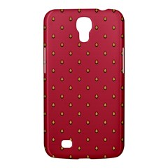Strawberry Pattern Samsung Galaxy Mega 6 3  I9200 Hardshell Case