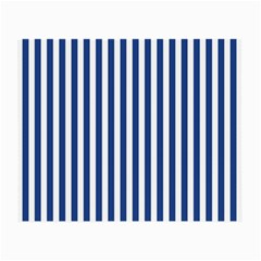 Blue Stripes Small Glasses Cloth