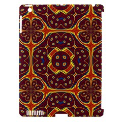 Geometric Pattern Apple Ipad 3/4 Hardshell Case (compatible With Smart Cover) by linceazul