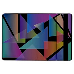 Triangle Gradient Abstract Geometry Ipad Air 2 Flip