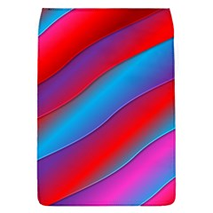Diagonal Gradient Vivid Color 3d Flap Covers (l)  by BangZart