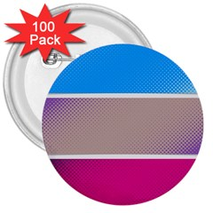 Pattern Template Banner Background 3  Buttons (100 Pack)