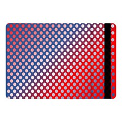 Dots Red White Blue Gradient Apple Ipad Pro 10 5   Flip Case by BangZart