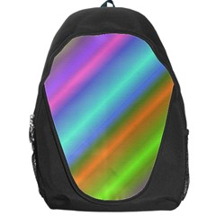 Background Course Abstract Pattern Backpack Bag