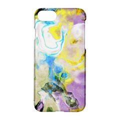 Watercolour Watercolor Paint Ink Apple Iphone 7 Hardshell Case
