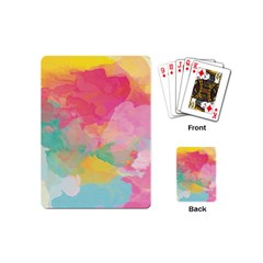 Watercolour Gradient Playing Cards (mini)
