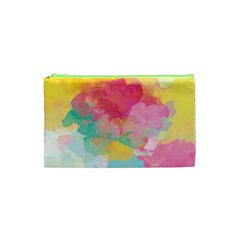 Watercolour Gradient Cosmetic Bag (xs) by BangZart