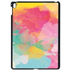 Watercolour Gradient Apple Ipad Pro 9 7   Black Seamless Case by BangZart