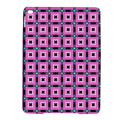 Pattern Pink Squares Square Texture Ipad Air 2 Hardshell Cases