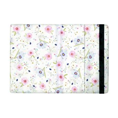 Floral Pattern Background Ipad Mini 2 Flip Cases by BangZart