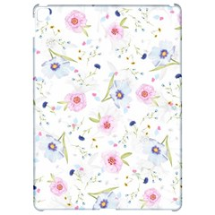 Floral Pattern Background Apple Ipad Pro 12 9   Hardshell Case by BangZart