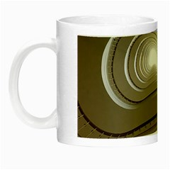 Staircase Berlin Architecture Night Luminous Mugs