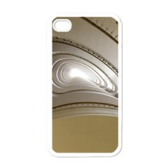 Staircase Berlin Architecture Apple Iphone 4 Case (white)