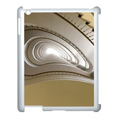 Staircase Berlin Architecture Apple Ipad 3/4 Case (white) by BangZart