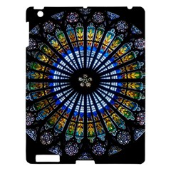 Rose Window Strasbourg Cathedral Apple Ipad 3/4 Hardshell Case