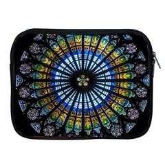 Rose Window Strasbourg Cathedral Apple Ipad 2/3/4 Zipper Cases