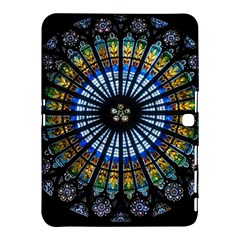 Rose Window Strasbourg Cathedral Samsung Galaxy Tab 4 (10 1 ) Hardshell Case