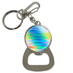 Wave Rainbow Bright Texture Button Necklaces