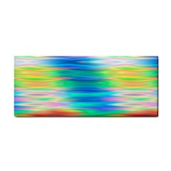 Wave Rainbow Bright Texture Cosmetic Storage Cases by BangZart