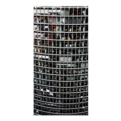 Skyscraper Glass Facade Offices Shower Curtain 36  X 72  (stall)