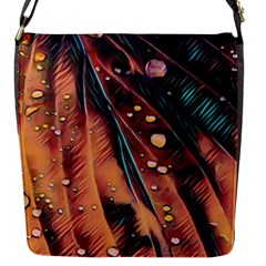 Abstract Wallpaper Images Flap Messenger Bag (s) by BangZart