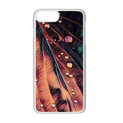 Abstract Wallpaper Images Apple Iphone 7 Plus Seamless Case (white) by BangZart