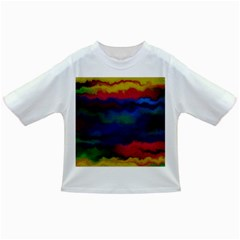 Watercolour Color Background Infant/toddler T Shirts