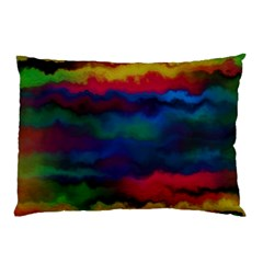 Watercolour Color Background Pillow Case (two Sides)