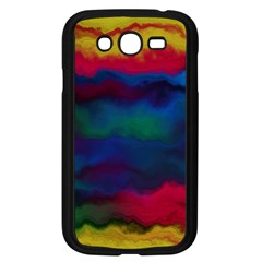 Watercolour Color Background Samsung Galaxy Grand Duos I9082 Case (black)