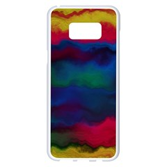 Watercolour Color Background Samsung Galaxy S8 Plus White Seamless Case