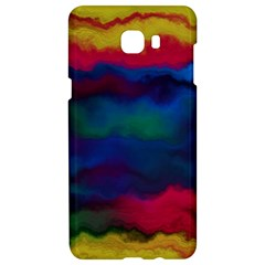 Watercolour Color Background Samsung C9 Pro Hardshell Case