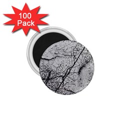 Abstract Background Texture Grey 1 75  Magnets (100 Pack)