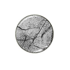 Abstract Background Texture Grey Hat Clip Ball Marker (4 Pack) by BangZart