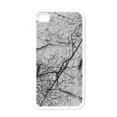 Abstract Background Texture Grey Apple Iphone 4 Case (white)