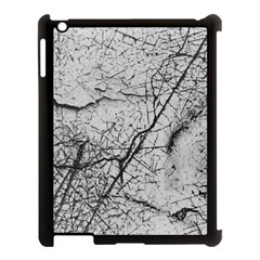 Abstract Background Texture Grey Apple Ipad 3/4 Case (black) by BangZart