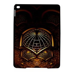 Fractal 3d Render Design Backdrop Ipad Air 2 Hardshell Cases by BangZart