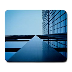 Architecture Modern Building Facade Large Mousepads