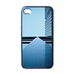 Architecture Modern Building Facade Apple Iphone 4 Case (black)