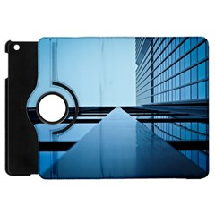 Architecture Modern Building Facade Apple Ipad Mini Flip 360 Case by BangZart