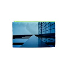 Architecture Modern Building Facade Cosmetic Bag (xs) by BangZart
