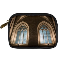 Church Window Church Digital Camera Cases by BangZart