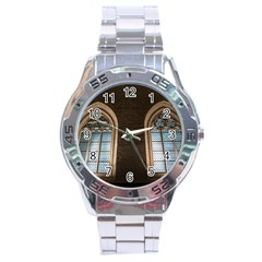 Church Window Church Stainless Steel Analogue Watch