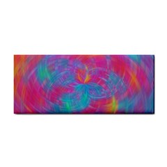 Abstract Fantastic Fractal Gradient Cosmetic Storage Cases