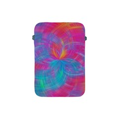 Abstract Fantastic Fractal Gradient Apple Ipad Mini Protective Soft Cases