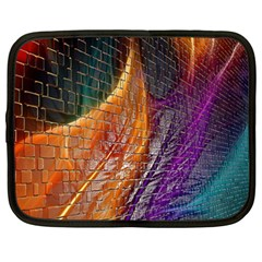 Graphics Imagination The Background Netbook Case (xxl)  by BangZart