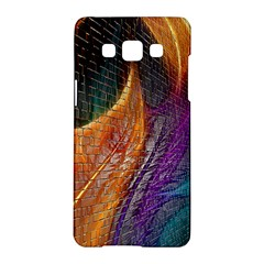 Graphics Imagination The Background Samsung Galaxy A5 Hardshell Case  by BangZart