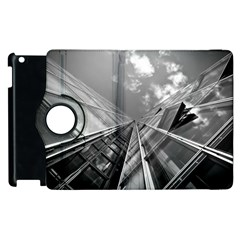Architecture Skyscraper Apple Ipad 3/4 Flip 360 Case