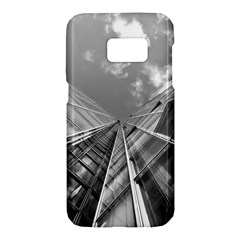 Architecture Skyscraper Samsung Galaxy S7 Hardshell Case  by BangZart
