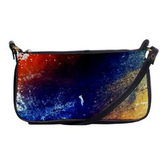 Colorful Pattern Color Course Shoulder Clutch Bags by BangZart