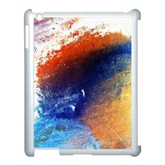 Colorful Pattern Color Course Apple Ipad 3/4 Case (white)
